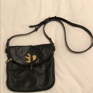 Black Marc Jacobs cross-body bag